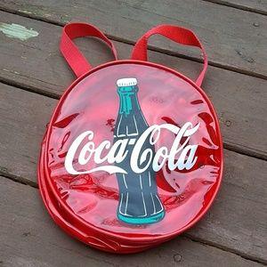 Vintage Coca-Cola Mini Backpack